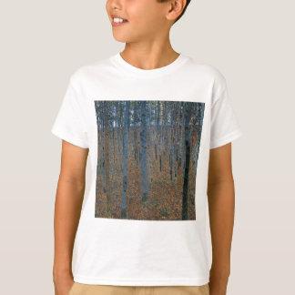 Beech Grove I by Gustav Klimt T-Shirt