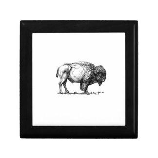 beefy buffalo bull gift box