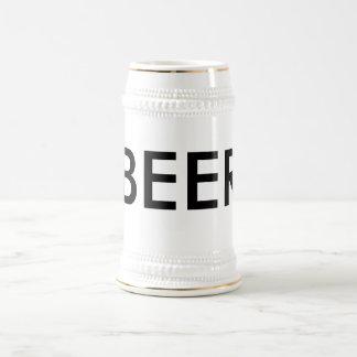 BEER BEER STEIN