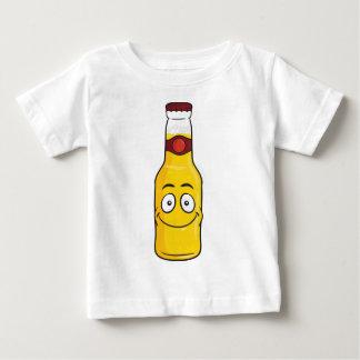 Beer Bottle Emoji Baby T-Shirt
