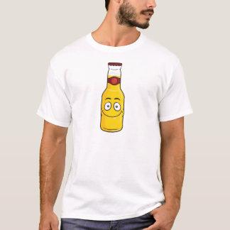 Beer Bottle Emoji T-Shirt
