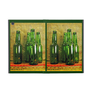 Beer Bottles iPad Mini Cover
