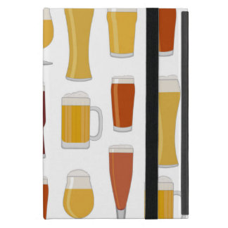 Beer Lover Print Case For iPad Mini
