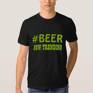 #BEER Now Trending! Tee Shirt
