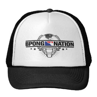 beer pong nation cap