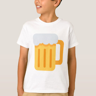 Beer time emoji T-Shirt