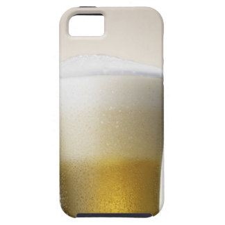 beer with foamy head iPhone 5 case