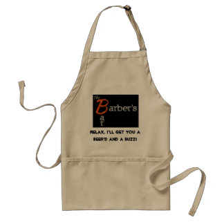 Beer'd and Buzz Standard Apron