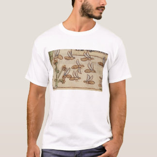 Bees from a Medieval Manuscript T-Shirt