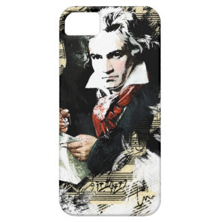 Beethoven Barely There iPhone 5 Case