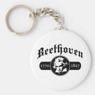 Beethoven Key Ring