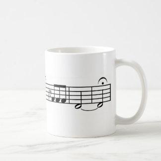 Beethoven's Fifth Symphony Theme Mug