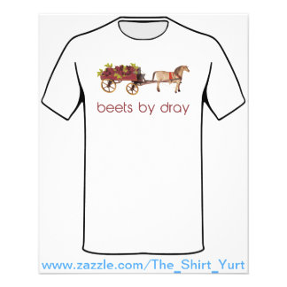 Beets by Horse Drawn Dray Flyer