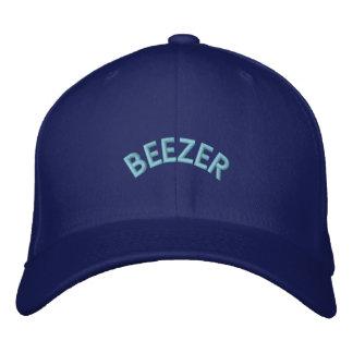 BEEZER: Custom Baseball Cap