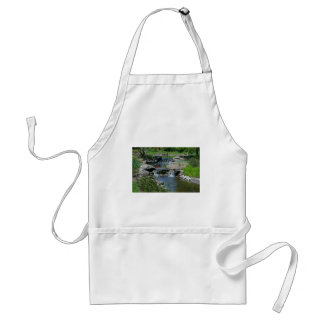 Before the Lilies Bloom Standard Apron