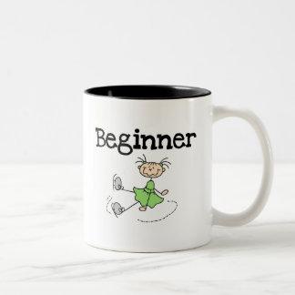 Beginner Ice Skater Mug