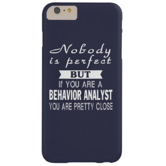 Behavior Analyst Barely There iPhone 6 Plus Case