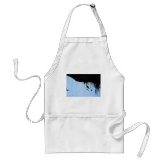 Behind The Waterfall Apron