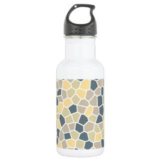 Beige, Charlotte Slate, Yellow Rain, Hampton Green 532 Ml Water Bottle