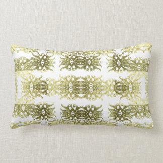 beige lumbar cushion