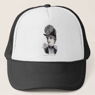 """Beige"" Trucker Hat"