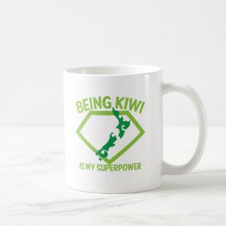 Being KIWI is my Superpower! Coffee Mug