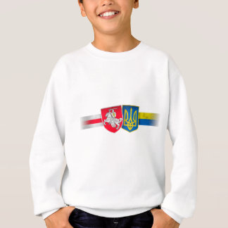 Belarus and Ukraine Brothers Forever Sweatshirt