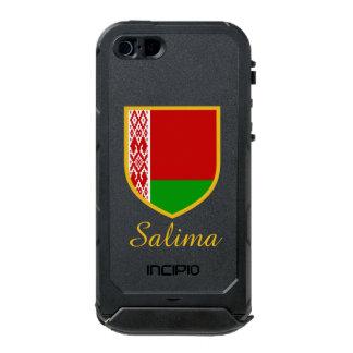 Belarus Flag Incipio ATLAS ID™ iPhone 5 Case