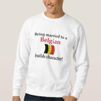 Belgian Builds Character Sweatshirt