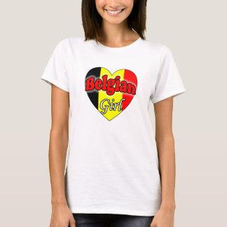 Belgian Girl T-Shirt