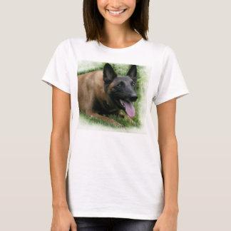 Belgian Malinois Ladies T-shirt