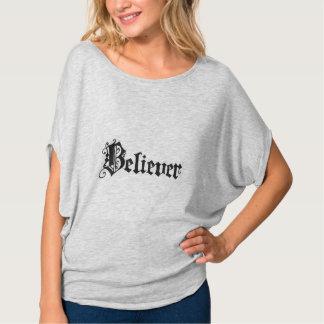 Believer Calligraphy Art Shirt
