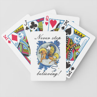 Believing! Playing Cards