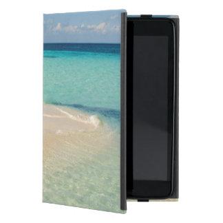 Belize, Caribbean Sea. Goff Caye, A Small Island iPad Mini Case
