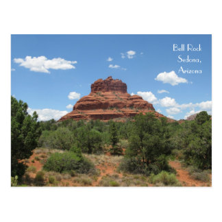Bell Rock Sedona, Arizona Postcard