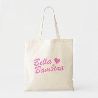 BELLA BAMBINA TOTE BAG