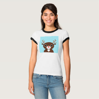 Bella t-shirt with Manga reindeer