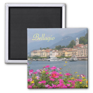 Bellagio Italy magnet