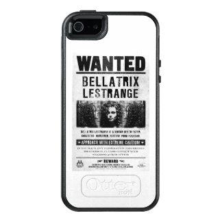Bellatrix Lestrange Wanted Poster OtterBox iPhone 5/5s/SE Case