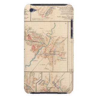 Belle Grove ble iPod Touch Cases