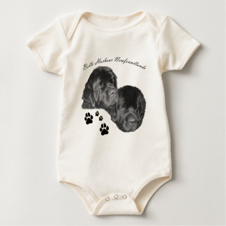 Belle Harbour Newfoundlands Baby Bodysuit