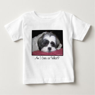 Belle The Shih Tzu Dog Baby T-Shirt