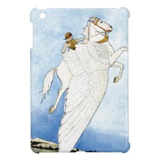 Bellerophon riding Pegasus (1914) iPad Mini Cases