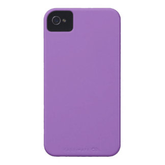 Bellflower Solid Color. Chic Fashion Color Trend iPhone 4 Covers