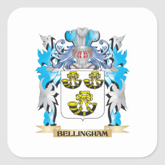 Bellingham Coat of Arms Stickers