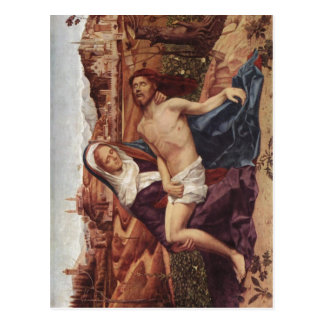Bellini, Giovanni Piet? um 1500 c. 1500 Technique  Postcard