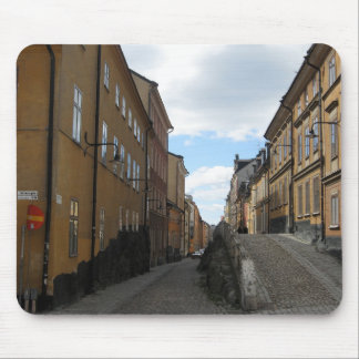 Bellmansgatan, Stockholm. Mouse Pad