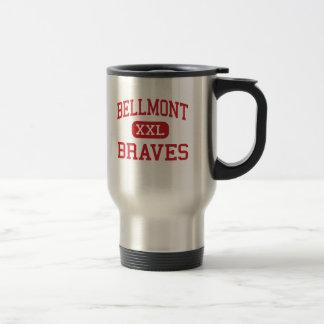 Bellmont - Braves - Middle - Decatur Indiana Travel Mug