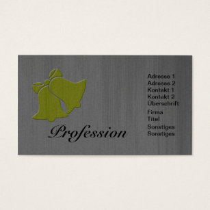 10000 christmas business cards and christmas business card bells business card flashek Choice Image
