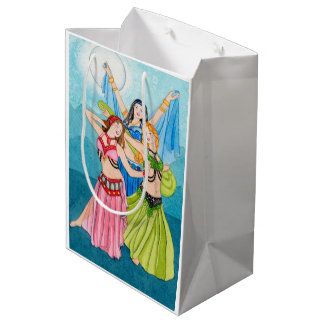 Belly dancers goddess devine feminie gift bag